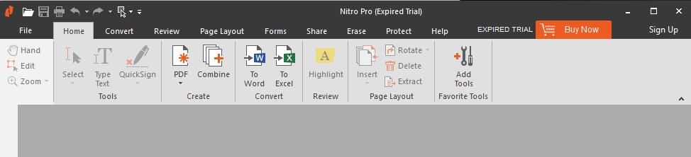 Download Nitro PDF Free for Windows