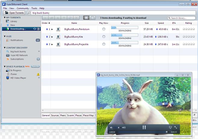 Download Vuze for Windows
