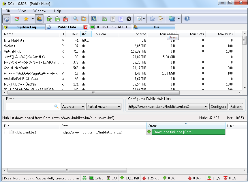 Download DC++ for Windows