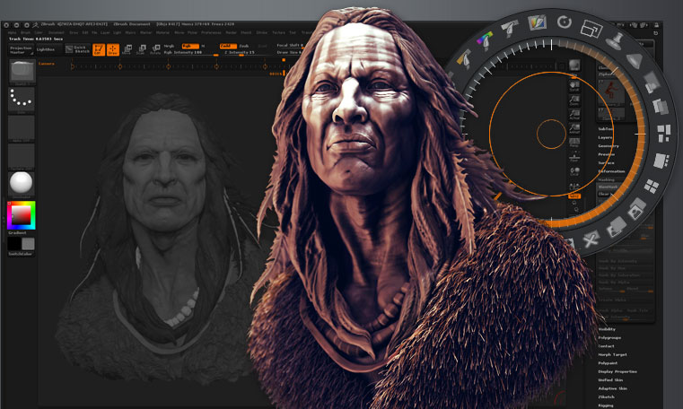 Download ZBrush for Windows and Mac - FileHorse