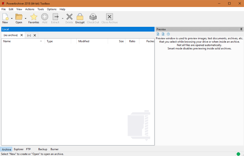 Download PowerArchiver Free for Windows