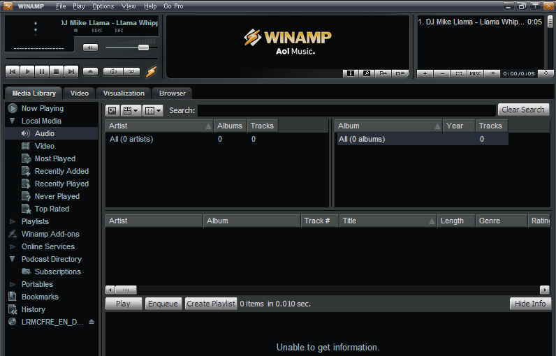 Download Winamp Latest Version for Windows - FileHorse