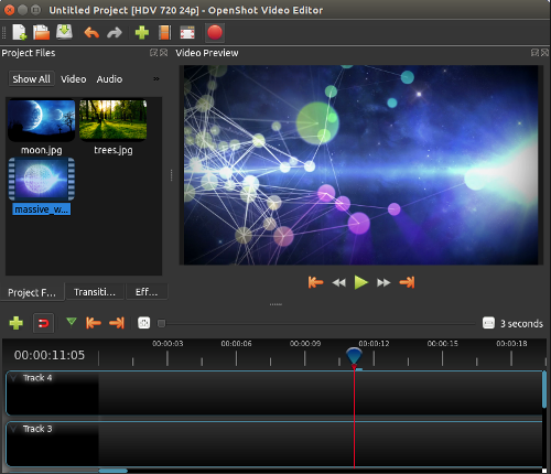 Download Openshot Video Editor for Windows