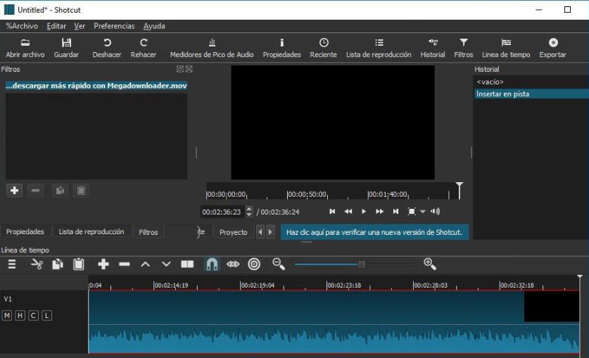 Download Shotcut Latest Version for Windows
