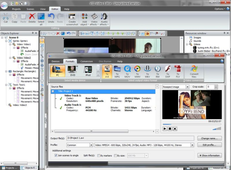 Download VSDC Free Video Editor for Windows