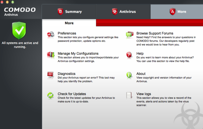 Download Comodo Antivirus Free for Windows - FileHorse