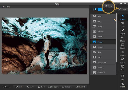 Download Fotor Photo Editor for windows