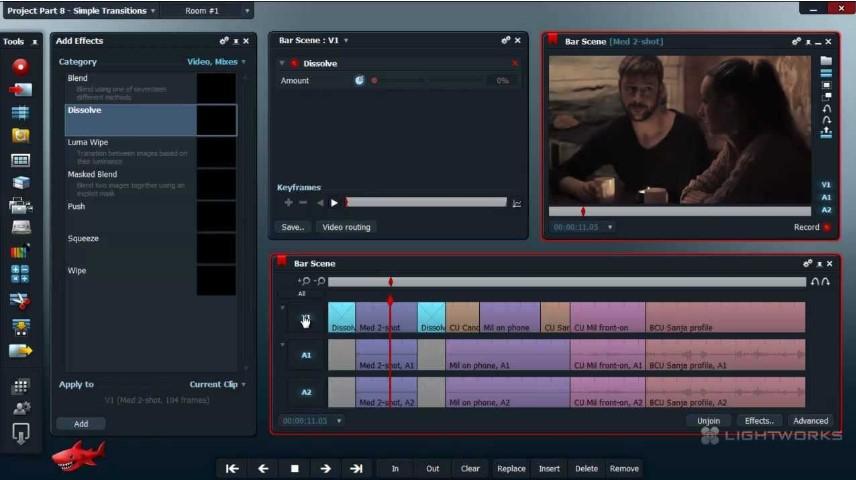 Lightworks - Best Free Video Editing