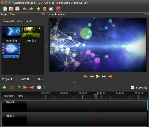 Openshot Video Editing