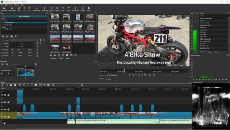 Shotcut - Best Free Video Editing Software