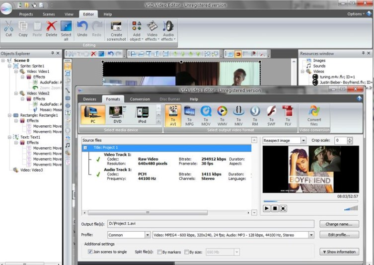 VSDC Free for Windows